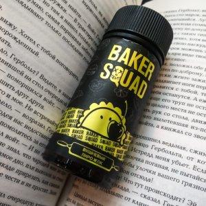 Жидкость для электронных сигарет Baker squad