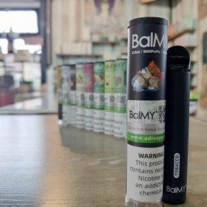 BalMY одноразовая электронная сигарета