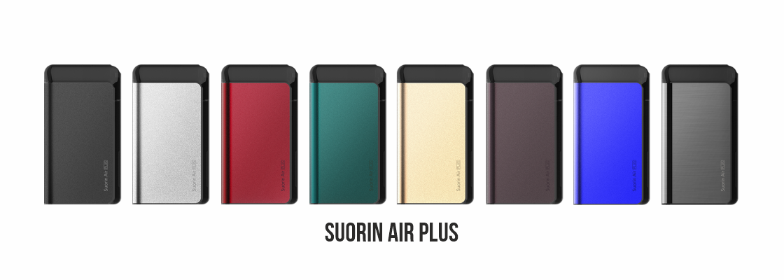 Suorin Air Plus Banner
