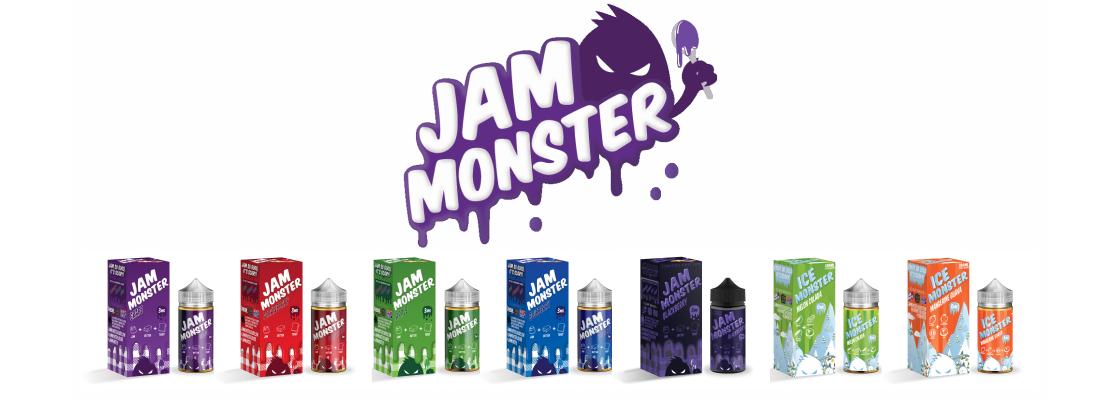 Jam Monster banner