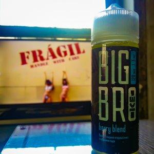 Жидкость для электронных сигарет Big Bro Ice