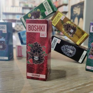 Жидкость для электронных сигарет Boshki Salt