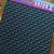 Rainbow-Black weave