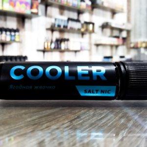 Жидкость для электронных сигарет Cooler Black salt