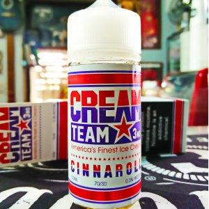 Жидкость для электронных сигарет Cream team