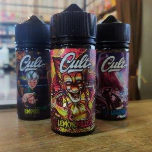 Жидкость для электронных сигарет Cult
