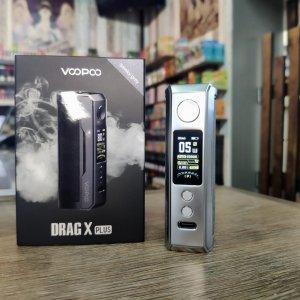 BOX MOD Voopoo Drag X Plus