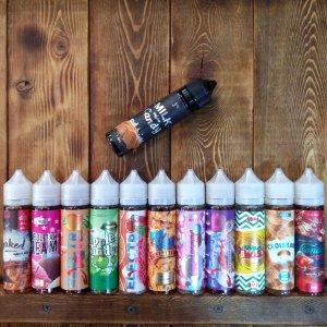 Жидкость для электронных сигарет Electro jam