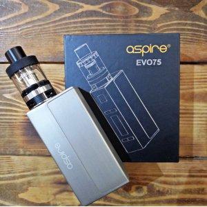 Электронная сигарета Aspire EVO 75 kit