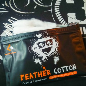 Вата Feather Cotton