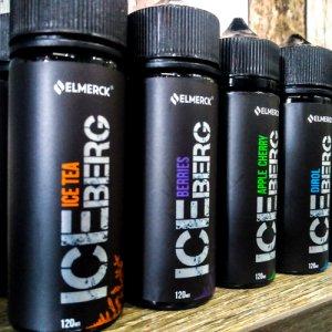 Жидкость для электронных сигарет Ice Berg