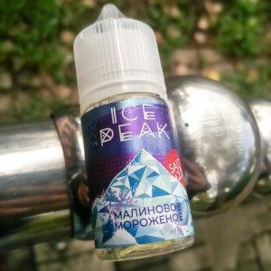 Жидкость для электронных сигарет Ice peak salt