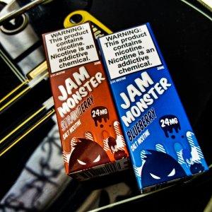 Жидкость для электронных сигарет Jam monster salt