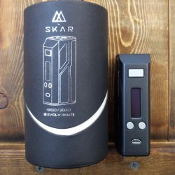 Lost Vape SKAR DNA75