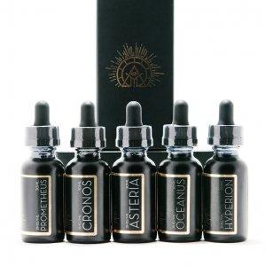 Жидкость для электронных сигарет Mystique
