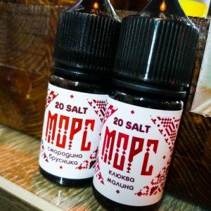 Жидкость для электронных сигарет Морс Salt