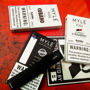 Электронная сигарета Myle