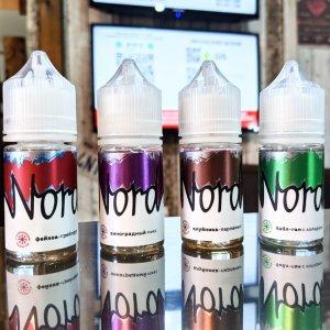 Жидкость для электронных сигарет Nord salt
