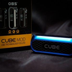 Бокс мод OBS Cube