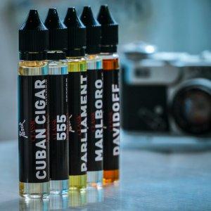 Жидкость для электронных сигарет PAROK Classic tobacco