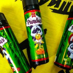 Жидкость для электронных сигарет Pandas