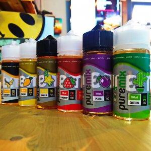 Жидкость для электронных сигарет Pure mix