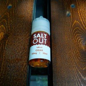 Жидкость для электронных сигарет Salt out