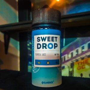 Жидкость для электронных сигарет Sweet drop