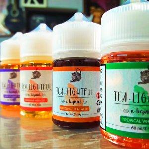 Жидкость для электронных сигарет Tea lightful