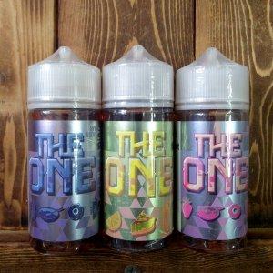 Жидкость для электронных сигарет The One