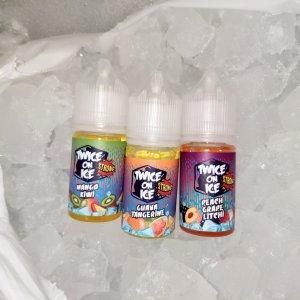 Жидкость для электронных сигарет Twice on ice Salt