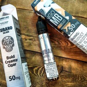 Жидкость для электронных сигарет Vgod Salt