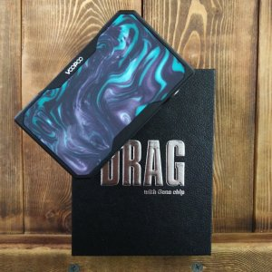 Бокс мод Voopoo Drag 157W Resin