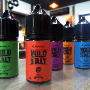 Жидкость для электронных сигарет Wild Salt