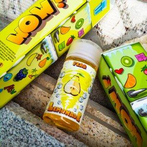 Жидкость для электронных сигарет WOW Lemonade